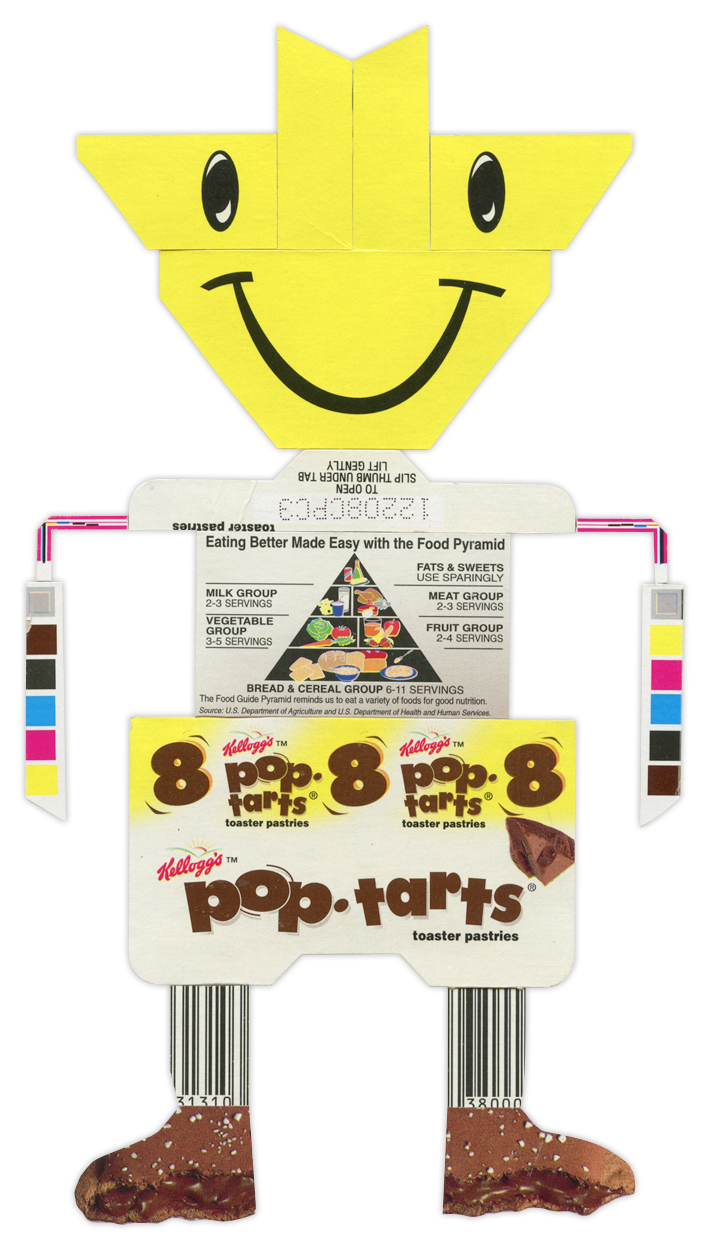 Pop Tarts Chocolate Fudge BoxBot