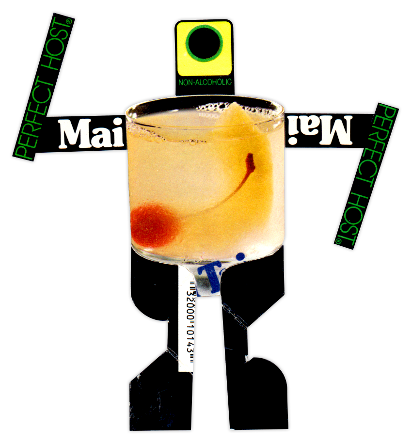 Mai Tai Drink Mix BoxBot