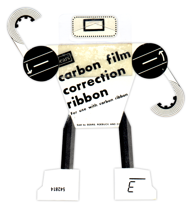 Carbon Film Correction Ribbon BoxBot