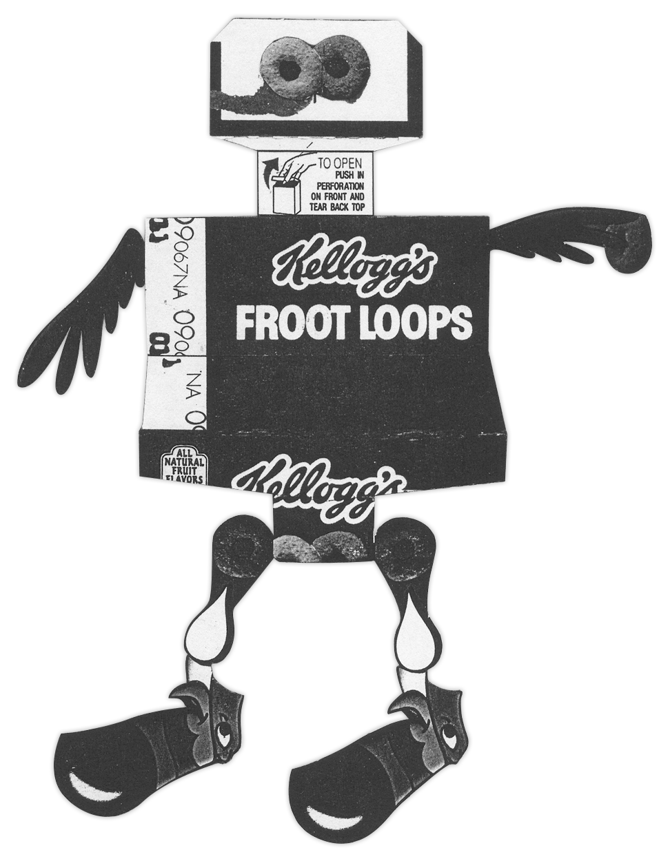 Kellogg's Froot Loops (single) BoxBot