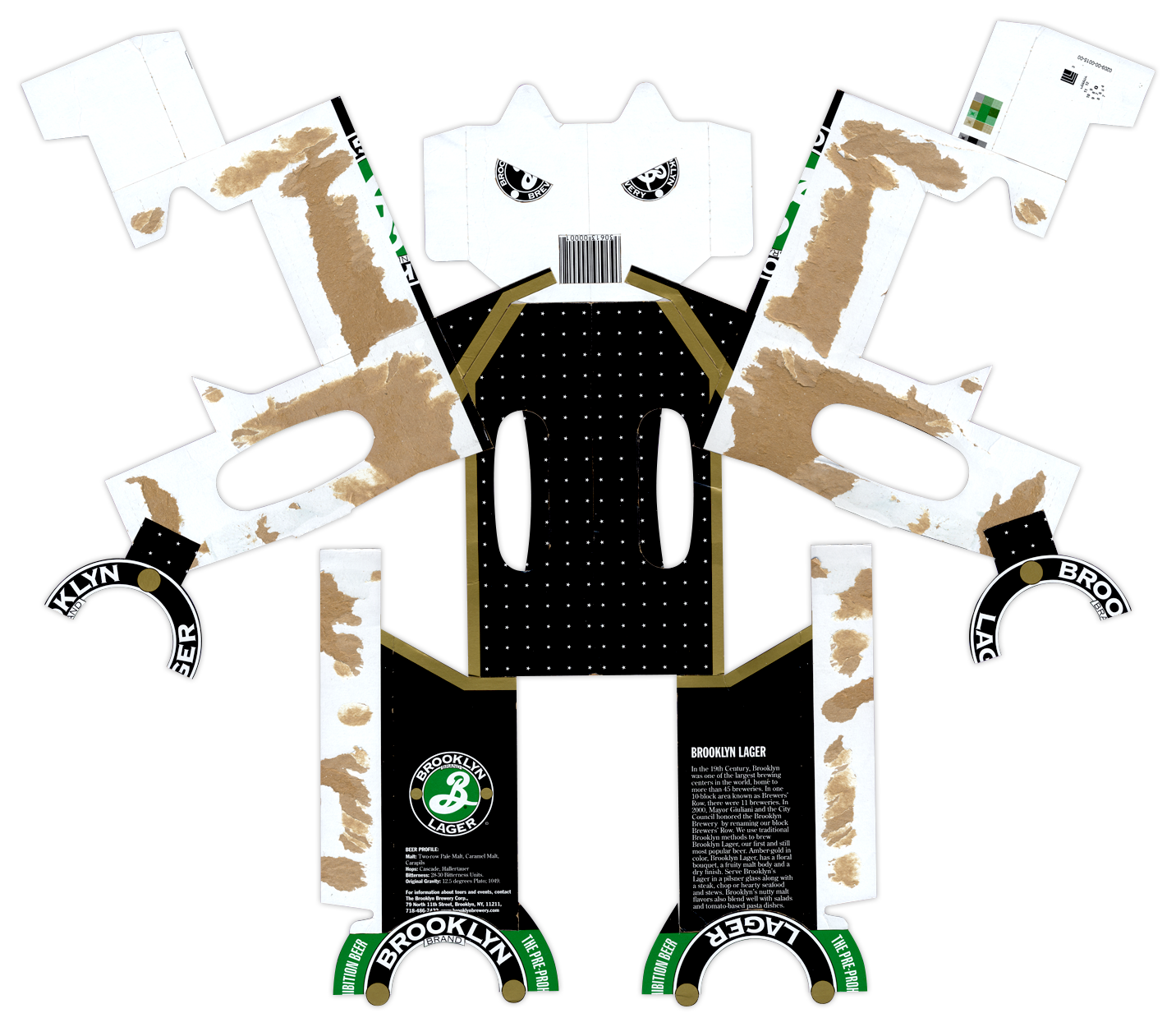 Brooklyn Lager BoxBot