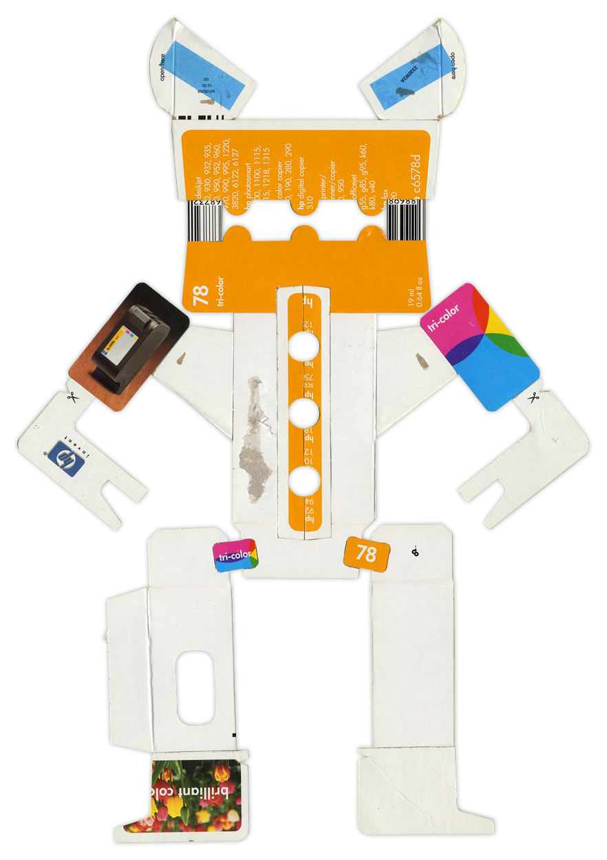 HP Cartridge BoxBot