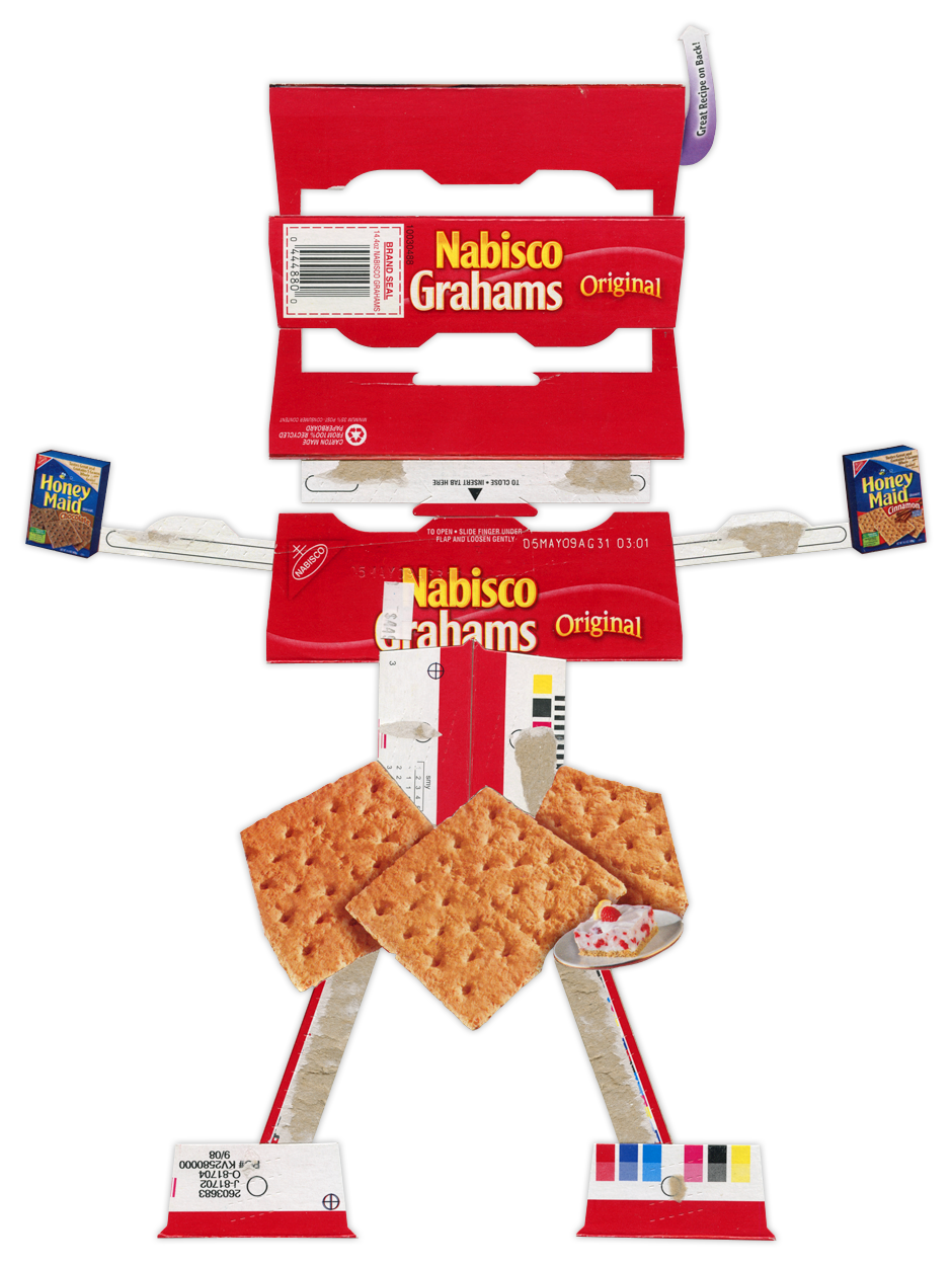 Nabisco Grahams BoxBot