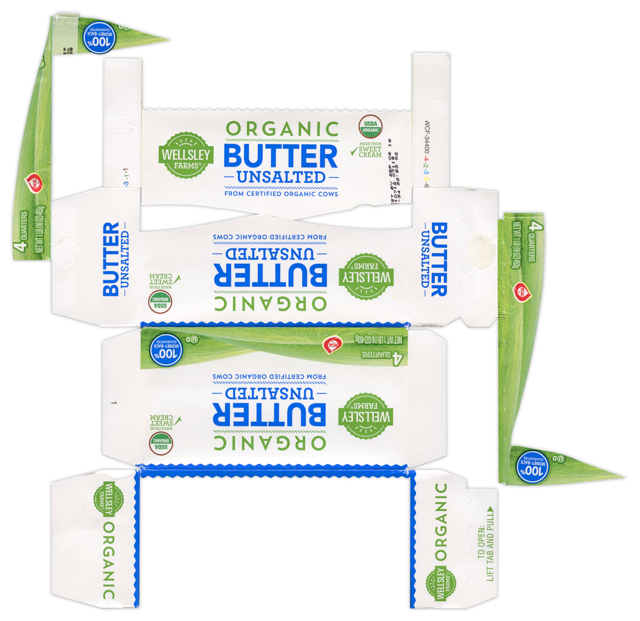Wellsley Butter BoxBot