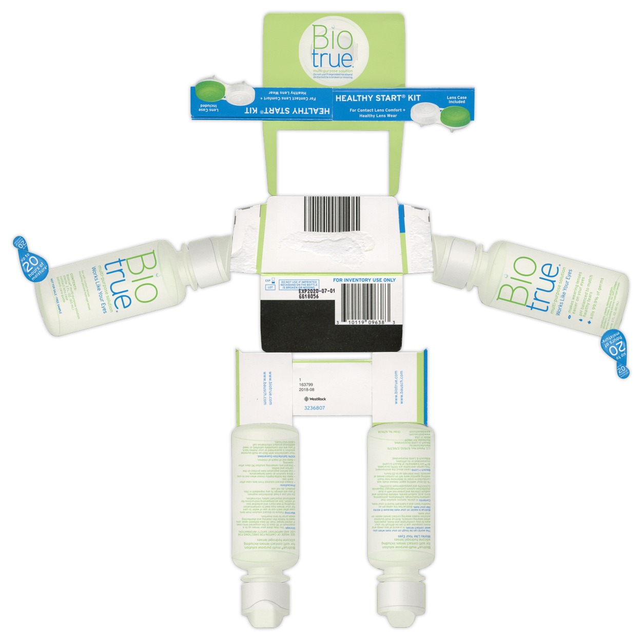Bio True Starter Kit BoxBot
